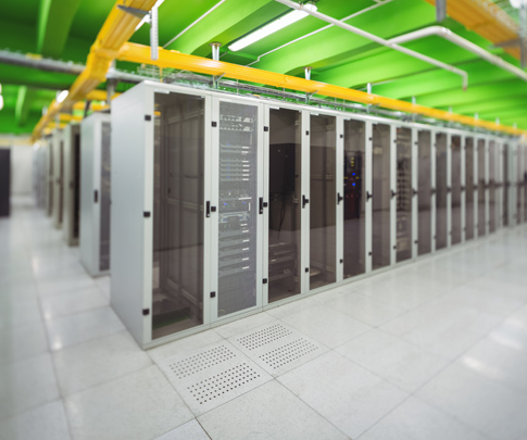 A COMPLETE SET OF MATERIALS FOR BULDING COPPER AND OPTICAL DATA NETWORKS, SC (STRUCTURED CABLING) AND DC (DATA CENTERS)